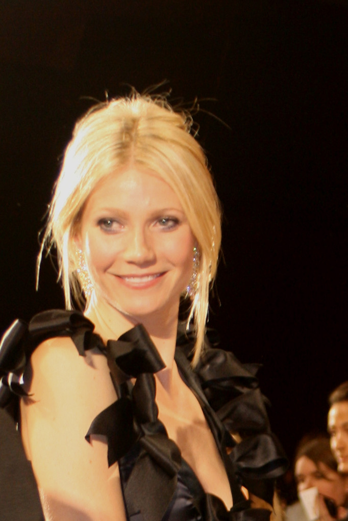Gwyneth Paltrow - Festival de Cannes 2008 - Photo © Anik COUBLE