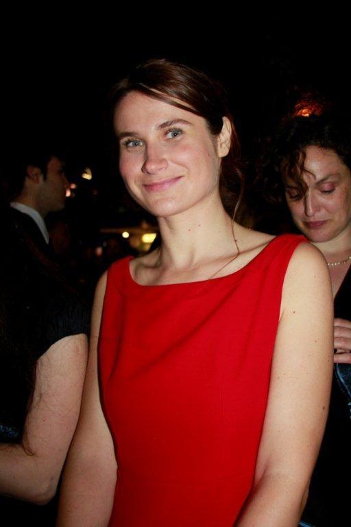 Cristina FLUTUR,  Prix d'interprétation féminine - Festival de Cannes 2012  © Anik COUBLE