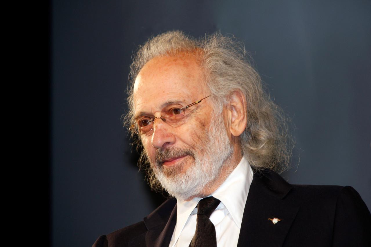 Jerry Schatzberg - Festival Lumière 2012 - Lyon - Photo © Anik COUBLE