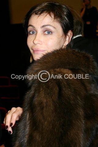 Emmanuelle Beart - Festival de Cannes 2010 © Anik COUBLE