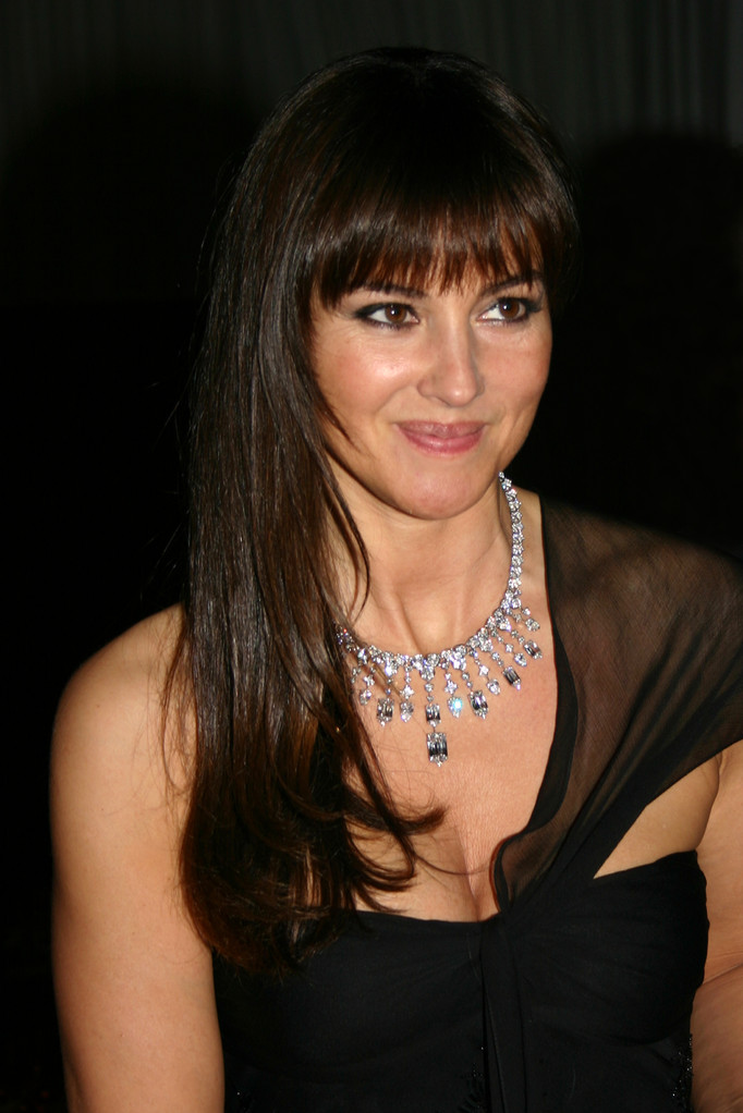 Monica Bellucci - Festival de Cannes 2006 - Photo © Anik COUBLE