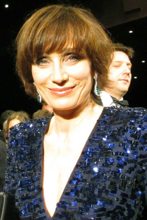 Kristin SCOTT THOMAS - Festival de Cannes 2013 - Photo © Raymond Hayk
