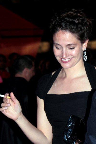 Marie Gillain -  Festival de Cannes 2012 © Anik COUBLE