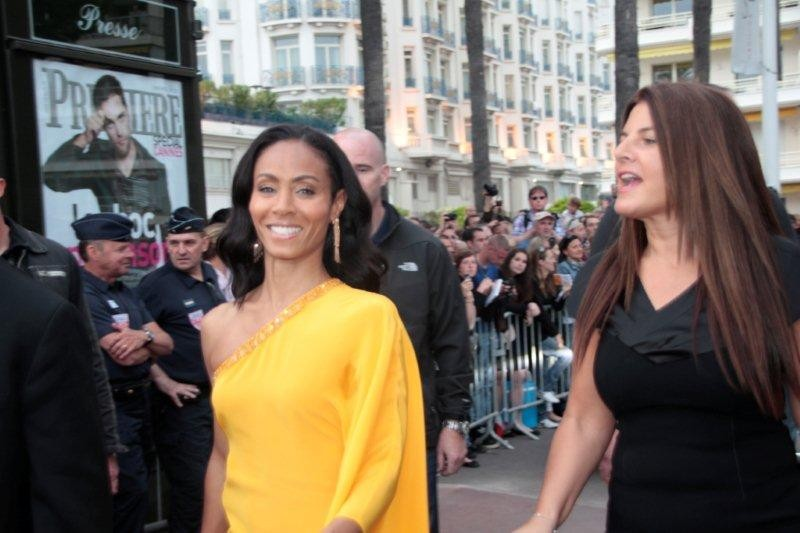 "Jada Pinkett Smith pour ""Madagascar 2"" - Festival de Cannes 2012 - Photo © Anik COUBLE"