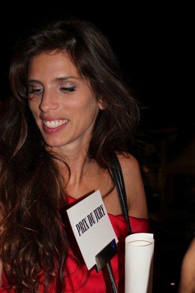 Maïwenn, prix du jury - Festival de Cannes 2011 © Anik COUBLE