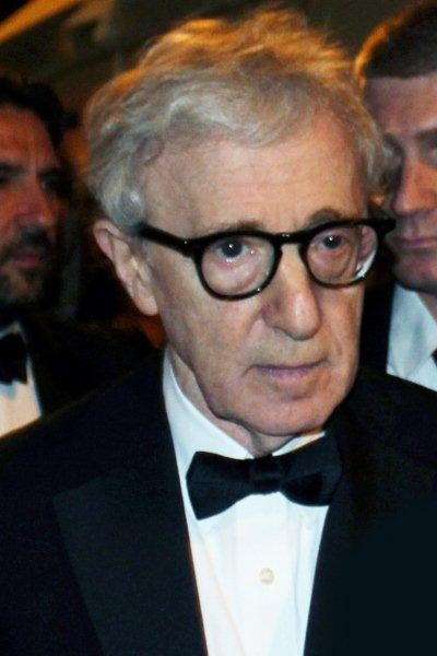 Woody Allen - Festival de Cannes 2011 © Anik COUBLE