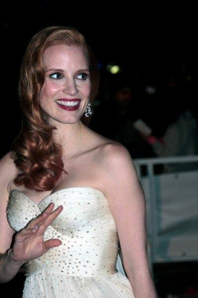 Jessica Chastain - Festival de Cannes 2012 - Photo © Anik COUBLE