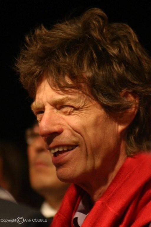 Mike Jagger 2004  / Photo : Anik Couble