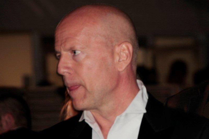 Bruce Willis - Festival de Cannes 2012 © Anik COUBLE