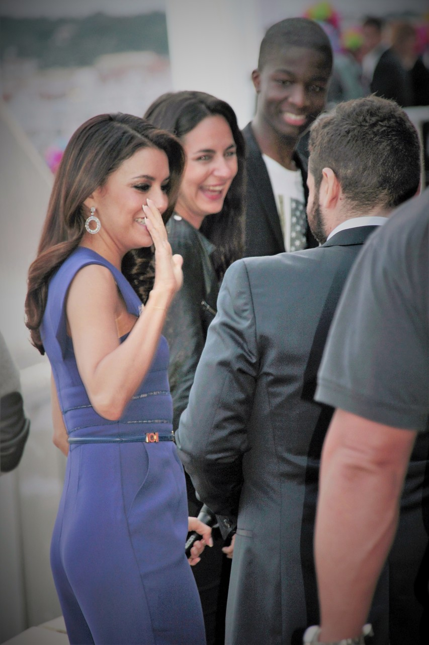 Eva Longoria - Festival de Cannes 2012 - Photo © Anik COUBLE