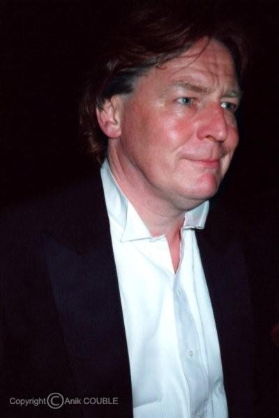 Alan Parker - Festival de Cannes - 1991 - Photo © Anik COUBLE