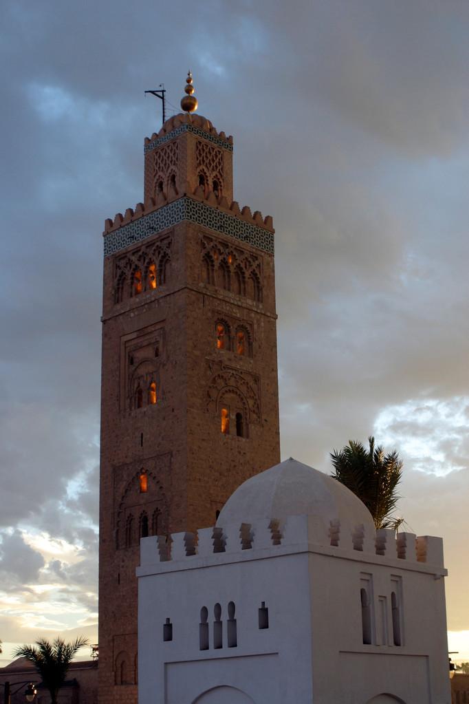 Koutoubia - Marrakech © Anik COUBLE