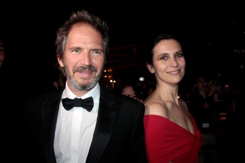 Christopher Thompson et Géraldine Pailhas- Festival de Cannes 2012 © Anik COUBLE