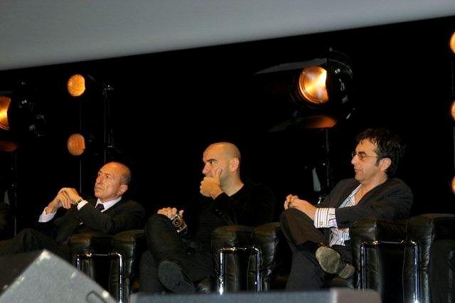 Cérémonie de Remise du Prix Lumière, à Milos Forman  - Festival Lumière 2010 - Lyon - Photo © Anik COUBLE
