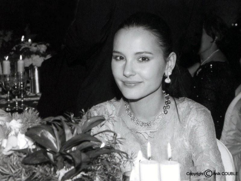 Virginie Ledoyen 1999  / Photo : Anik Couble