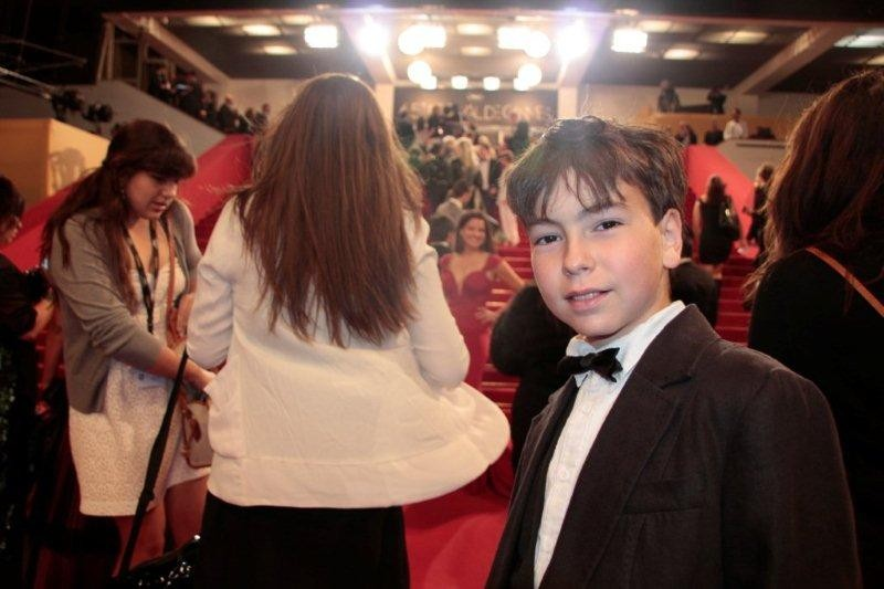 Alan Badaoui-Couble - Festival de Cannes 2012 © Anik COUBLE