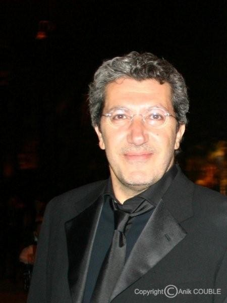 Alain Chabat - Festival de Cannes - 2004- Photo © Anik COUBLE
