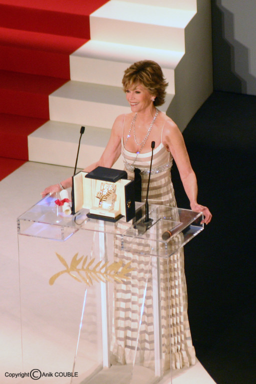 Jane Fonda  2007 / Photo : Anik Couble