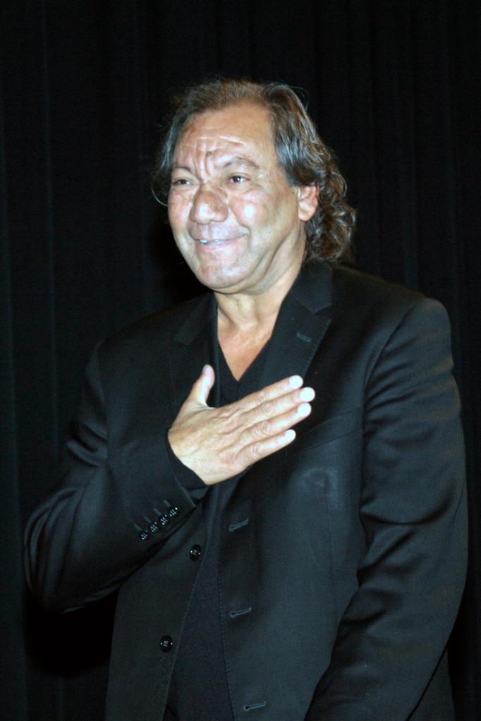 Tony Galtlif  © Anik COUBLE- Festival Lumière 2010 - Lyon - Photo © Anik COUBLE