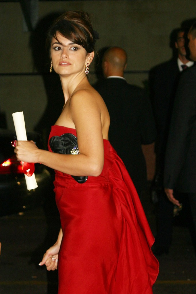 Penelope Cruz - Festival de Cannes 2006 - Photo © Anik COUBLE