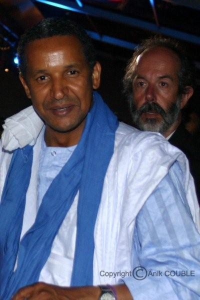 Abderrahmane Sissako - Festival de Cannes - 2007 - Photo © Anik COUBLE