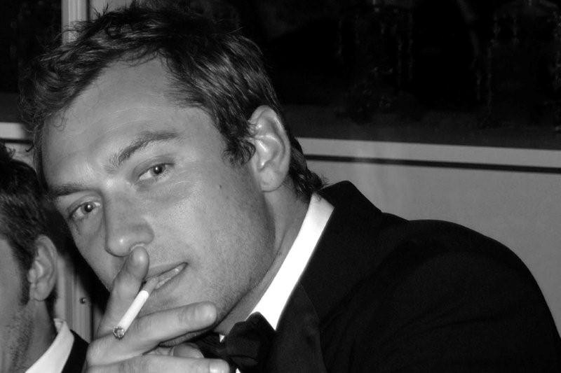 Jude Law 2007  / Photo : Anik Couble