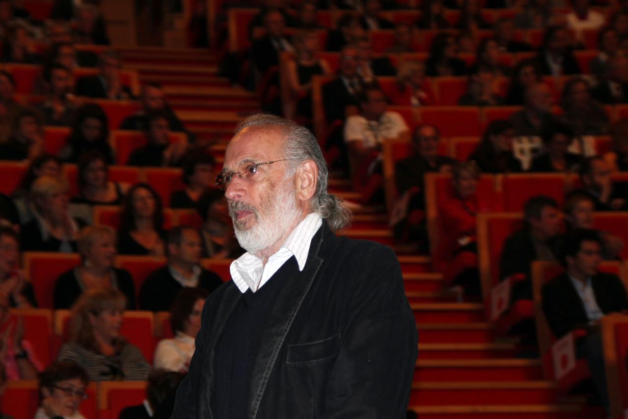 Jerry Schatzberg - Festival Lumière 2011 - Lyon - Photo © Anik COUBLE