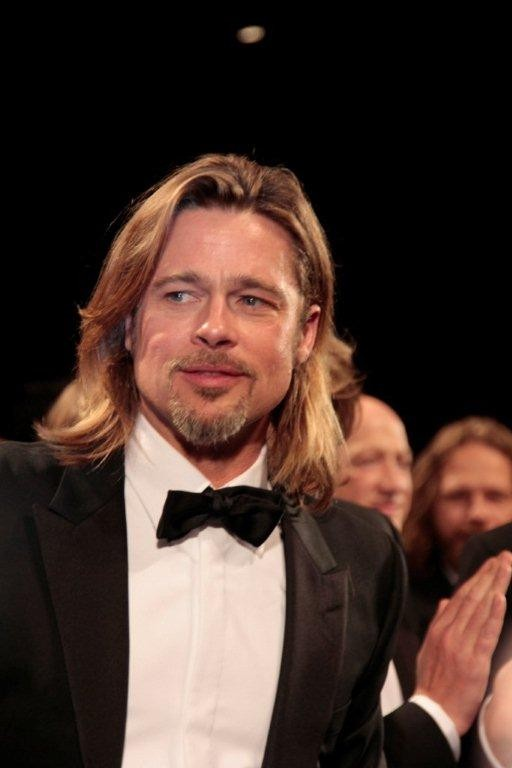 Brad Pitt - Festival de Cannes 2012 - Photo © Anik Couble