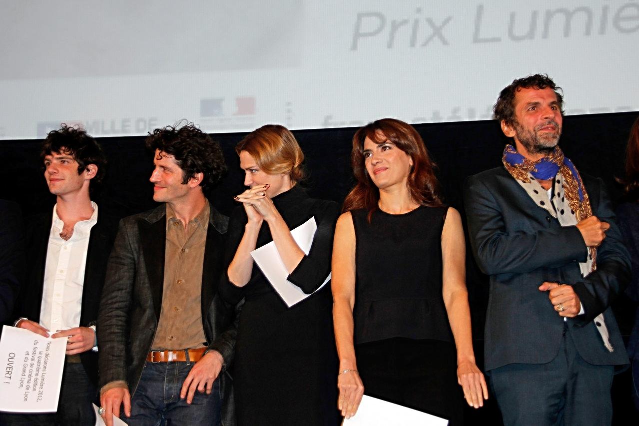 Ouverture du Festival Lumière 2012 - Lyon - Photo © Anik COUBLE