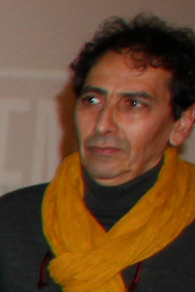 """Farid L'Haoua, photographe de la marche de 1983, lors de l'avant-Première du film """"La Marche""""  Lyon - 5 Novembre 2013 - Photo © Anik COUBLE"""