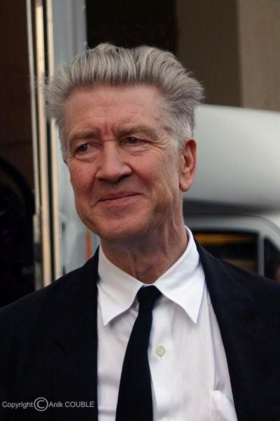David Lynch - Festival de Cannes -2007 - Photo © Anik COUBLE
