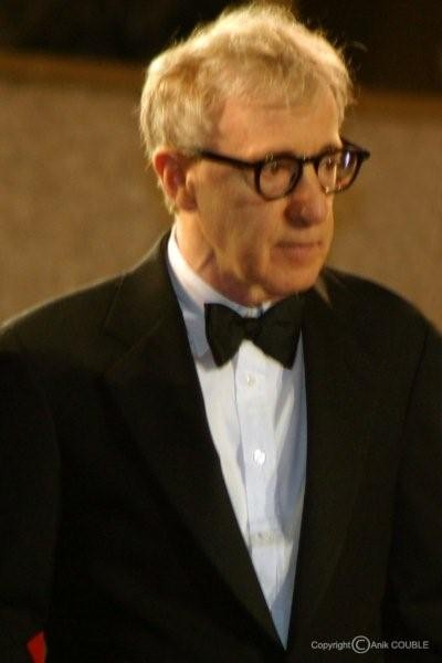 Woody Allen - Festival de Cannes - 2005 - Photo © Anik COUBLE