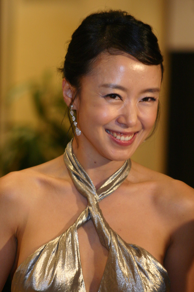 Do-Yeon Jeon - Festival de Cannes 2007 - Photo © Anik COUBLE