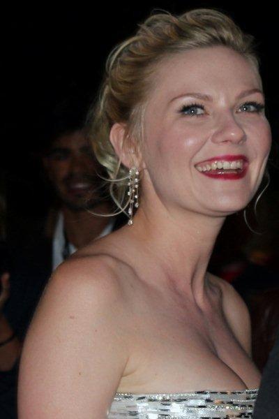 Kirsten Dunst, prix d'interprétation féminine - Festival de Cannes 2011 © Anik COUBLE