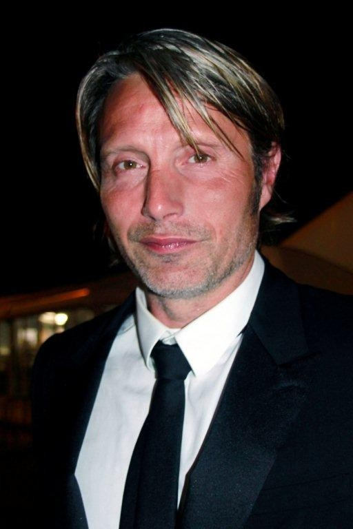 Mads MIKKELSEN, Prix d'interprétation masculine - Festival de Cannes 2012 - Photo © Anik Couble