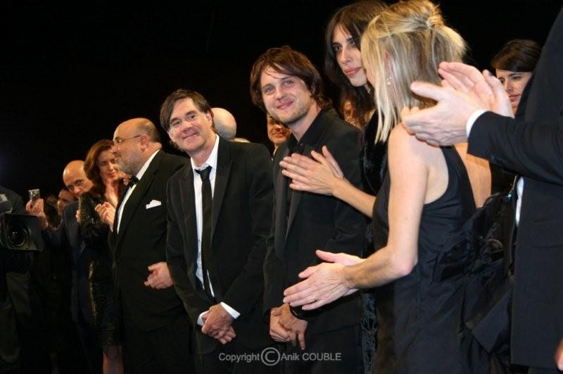 "Projection de "" Last days "" de  Gus Van Sant   - Festival de Cannes 2005 - Photo © Anik COUBLE"