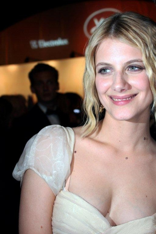 Mélanie LAURENT - Festival de Cannes 2011 © Anik COUBLE