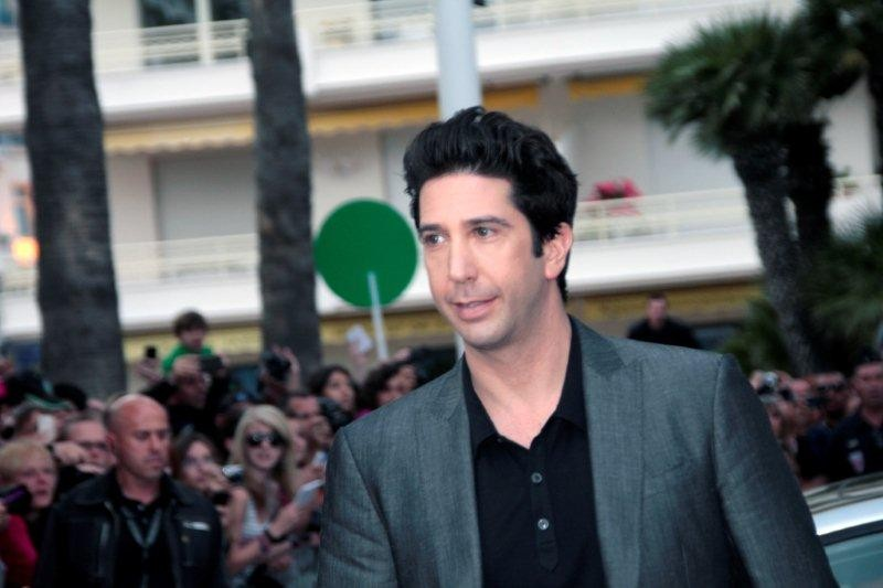 "David Schwimmer pour ""Madagascar 2"" - Festival de Cannes 2012 - Photo © Anik COUBLE"