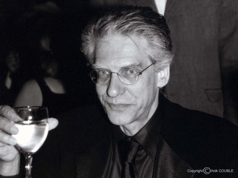 David Cronemberg 1999  / Photo : Anik Couble