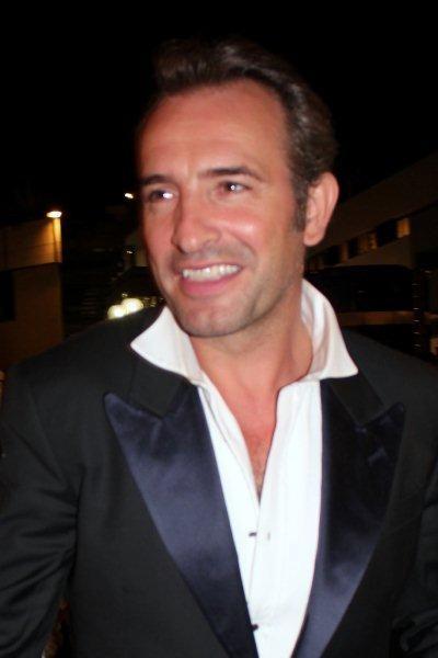 Jean Dujardin, prix d'interprétation masculine - Festival de Cannes 2011 © Anik COUBLE