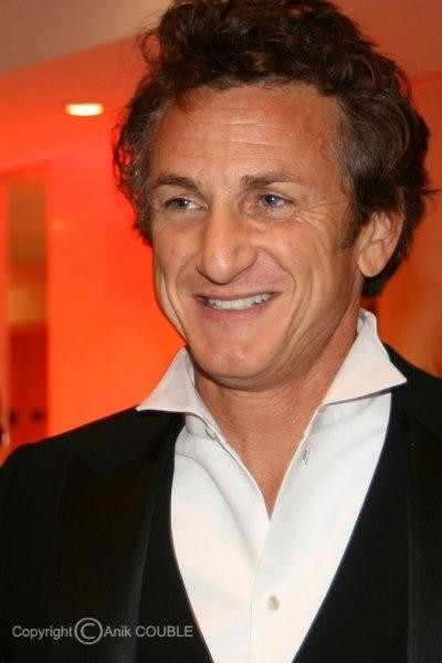 Sean Penn 2008 - Festival de Cannes - Photo © Anik COUBLE