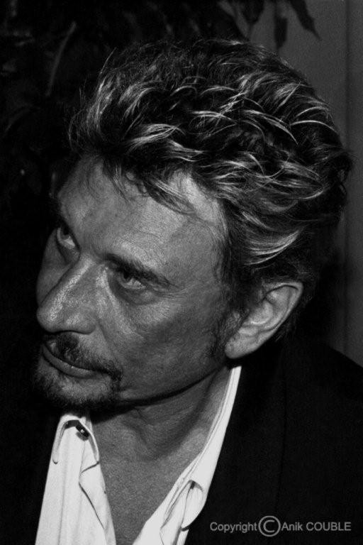 Johnny Hallyday 1999  / Photo : Anik Couble