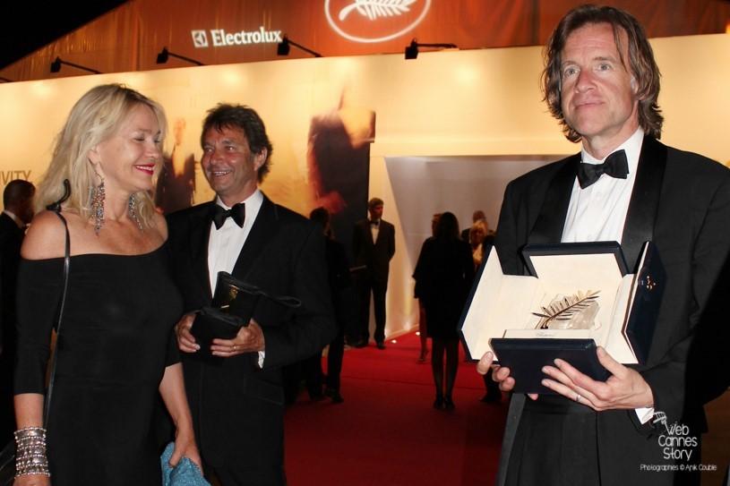Palme d'Or pour le film  «The Tree of Life» de Terrence Malick, qui n'est pas venu chercher son prix - Festival de Cannes 2011 - Photo © Anik Couble