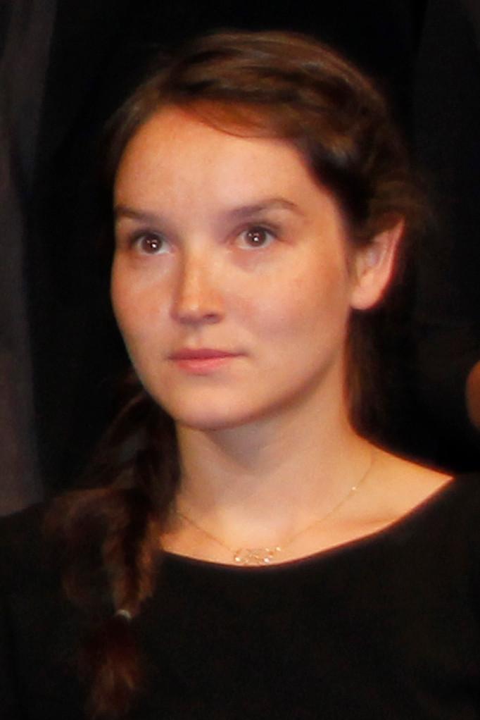 Anaïs Demoustier - Festival Lumière 2012 - Lyon © Anik COUBLE