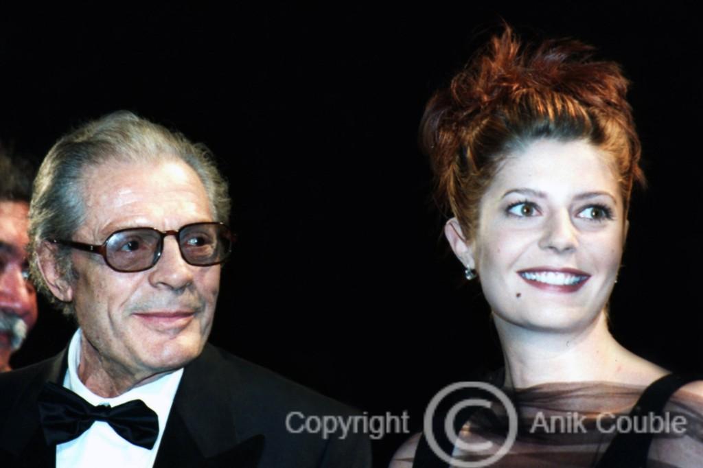 Famille Mastroianni Père et Fille / Photo : Anik Couble