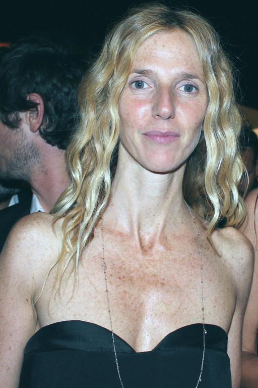 Sandrine Kiberlain- Festival de Cannes 2011 © Anik COUBLE