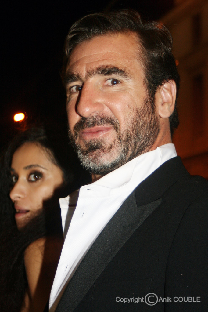 Eric Cantona - Festival de Cannes 2009 / Photo : Anik Couble