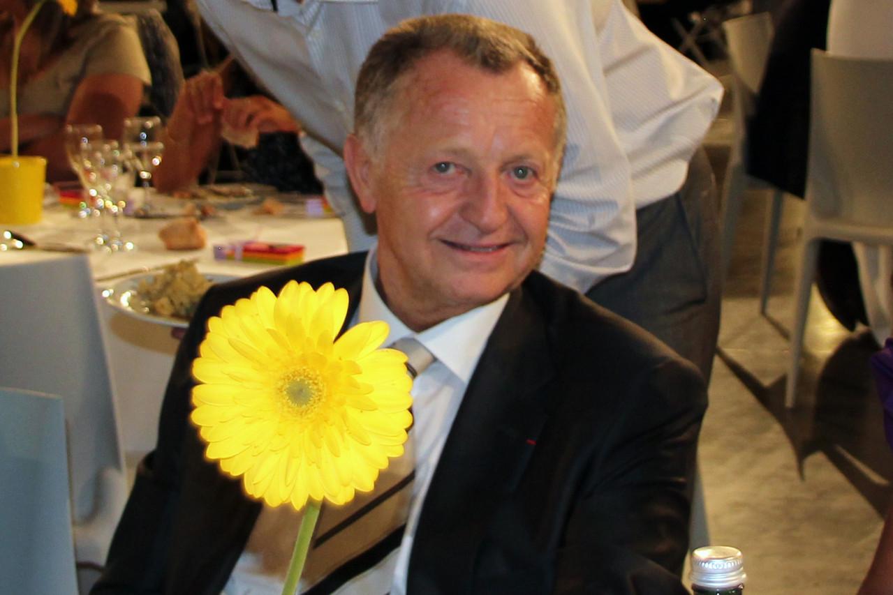 Jean-Michel Aulas, Président de l'OL - Festival Lumière 2011 - Lyon - Photo © Anik COUBLE