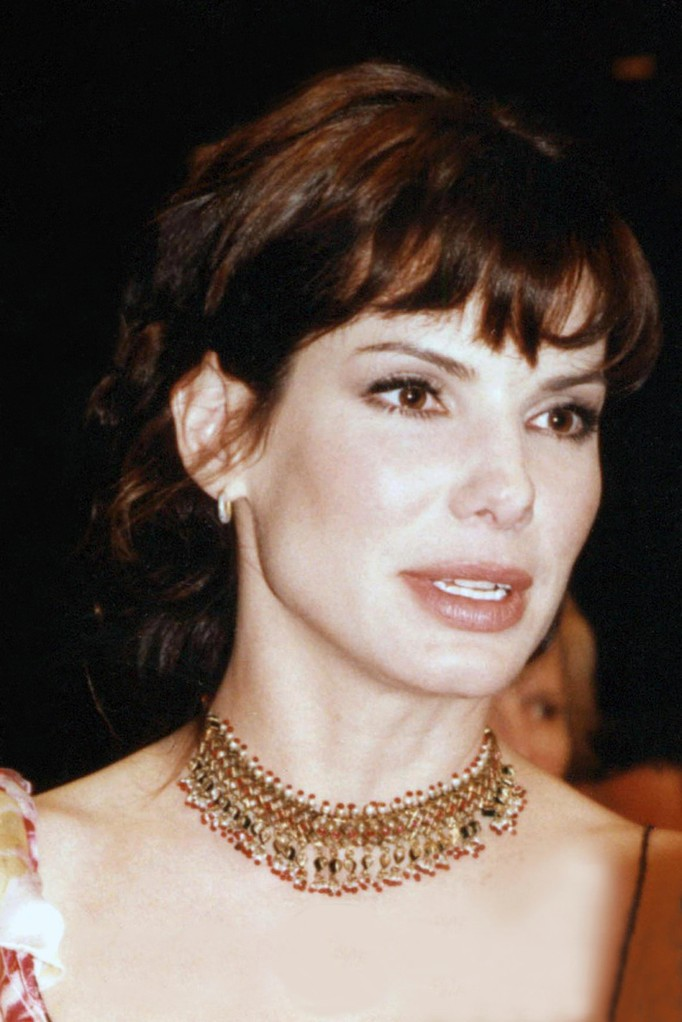 Sandra Bullock - Festival de Cannes 2002 - Photo © Anik COUBLE