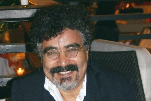 L' acteur marocain, Mohamed Bastaoui  - Festival de Marrakech 2010 © Anik COUBLE